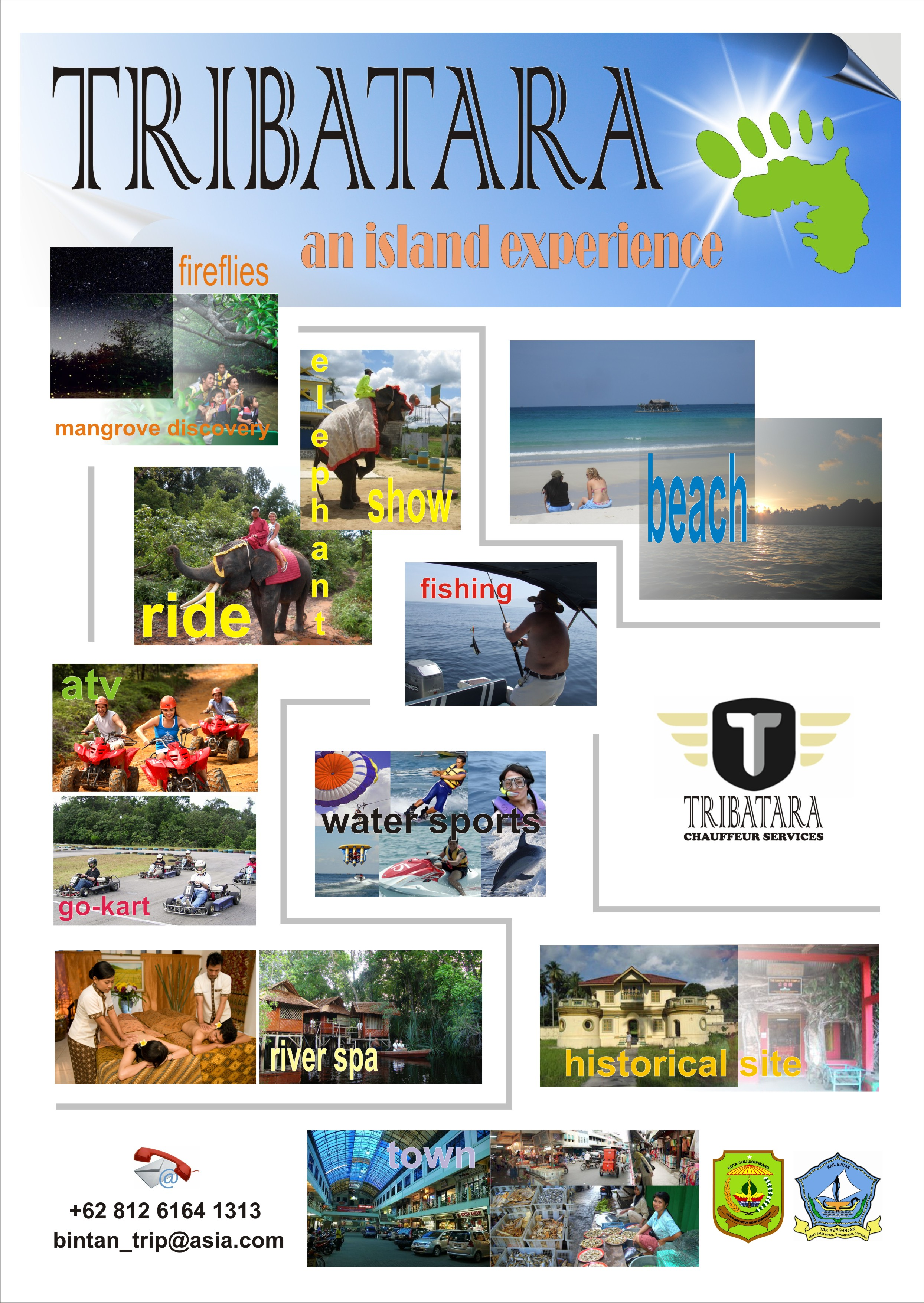 bintan resorts attractions